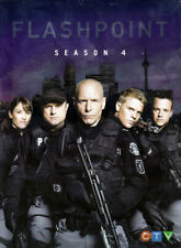 Flashpoint: Season 4 (Boxset) (Canadian Releas New DVD