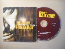 JOHNNY HALLYDAY : SANG POUR SANG [ CD SINGLE ]