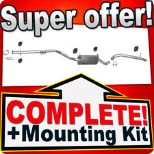 Ford Transit /Tourneo 1.8 Di TDCi LWB (2912mm) 02-04 Silencer Exhaust System H91