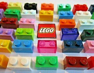 LEGO 1x2 Bricks (Packs of 8 ) - Choose Colour NEW Design 3004 NEW