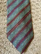 Vintage ALEXANDER JULIAN COLOURS Vintage Silk Premium Stripe Necktie