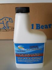 A/C  Compressor Air Conditioning Oil Pag 150. 237 mls bottle
