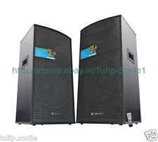 Zebronics Monster Pro X15 DJ 2.0 180W RMS speaker system support karaoke guitar