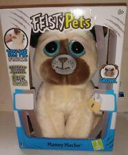 Feisty Pets Manny Macho Stuffed Dog  Plush Animal Free Shipping