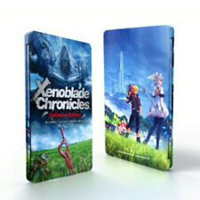 Xenoblade Chronicles Definitive Edition Only Steelbook Case - Nintendo Switch