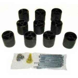 """Performance Accessories 3"""" Body Lift Kit for Ford Bronco 4WD 1987-1991"""