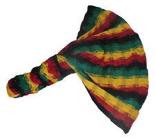 Guatemalan HEADBAND - Rasta Hand Made Stretch Bandana Yoga Headwrap NEW A148