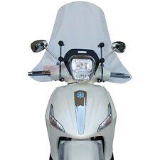 Fabbri 2775/EX Parabrezza Trasparente Per Piaggio Beverly RST 300 ie 13 14