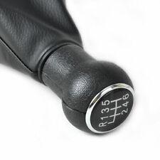 5 Speed Gear Knob Gaiter Shift Cover avec cadre pour VW Passat 3B2 B3 3B5