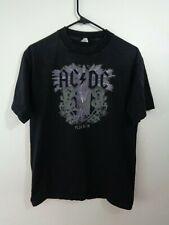ac dc shirt plug me in medium rock angus young