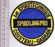SCUBA Diving France La Spirotechnique Spiro Lung Pro Patch