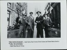 Andy Garcia, Sean Connery, Kevin Costner, Charles Martin Smith ORIGINAL PHOTO