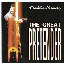 "Freddie Mercury - The Great Pretender 7"" Single 1987"