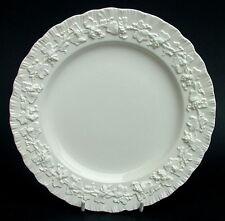 Vintage Wedgwood  Embossed Queensware Pattern Salad or Dessert Plates 20cm - VGC