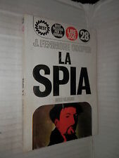 LA SPIA J Fenimore Cooper Dell albero 1966 Best sellers Lottero romanzo libro di