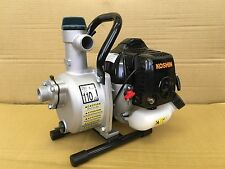 "1"" self priming Engine pump , sprinklers wells and irrigation 2 stroke engine"