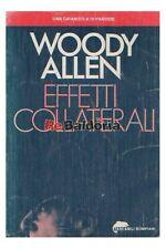 Effetti Collaterali Bompiani Allen Woody Narrativa Americana