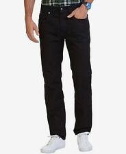 Nautica Athletic-Fit Deepest Night Wash Jeans Mens Size 36x32 New