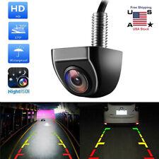170º CMOS Car Rear View Reverse Backup Parking Camera Waterproof Night Vision US