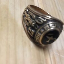 1971 Balfour 10k Berlin High School ring 10 grams