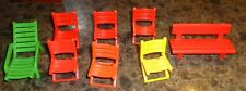 Playmobil * Beach Chairs * Parts Lot *