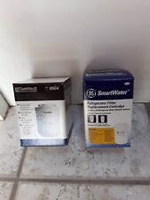 Two Ge Smart Water #9904 Refrigerator Filter Repoacement Cartridge