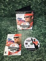 NASCAR Thunder 2003 (Sony PlayStation 2, 2002) PS2 Complete, Tested Free Ship