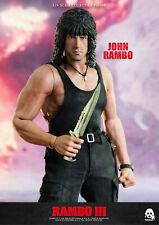ThreeZero 1/6th scale Rambo III John Rambo figure Sylvester Stallone PRE-ORDER