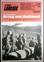 Der Landser   Band Nr: 1478           Krieg mit Rußland