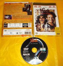 HOOK CAPITAN UNCINO - (Robin Williams, Dustin Hoffman) - Dvd Jewel Box ○○ USATO