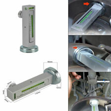 Adjustable Car Truck Magnetic Camber Castor Strut Wheel Alignment Gauge Tool Kit