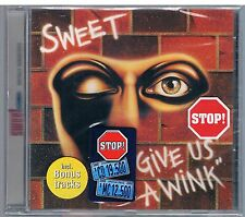 SWEET GIVE US A WINK CD F.C. SIGILLATO!!!