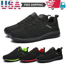 Men's Athletic Running Shoes Casual Tennis Outdoor Sneakers Gym Walking Size 12