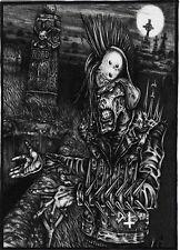 DARKTHRONEBACKPATCH / SPEED-THRASH-BLACK-DEATH METAL