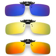 Polarisierte Aufsteckbare UV400 Leicht Herren Fahren Linsen Sonnenbrille