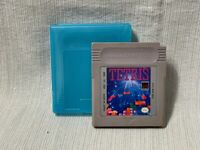 Tetris Nintendo Gameboy Game Cartridge Authentic & Working