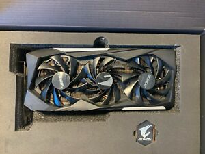 GIGABYTE AORUS GeForce RTX 3060 Ti MASTER 8GB GDDR6 Graphics Card