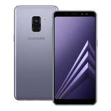 "NUEVO Samsung Galaxy A8 2018 (SM-A530F/DS) 5.6"" 32GB Doble SIM Desbloqueado GRIS"