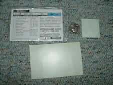 Walthers decals N  Freight 31-01A CP Rail white   C25