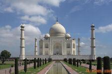 The Taj Mahal India Monument poster print