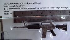 Zacca 1:6 Gun Collection XM177 Assault Rifle (not life size)