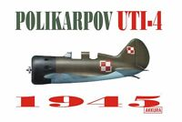 POLIKARPOV UTI-4 (SOVIET & POLISH AF MARKINGS) 1/72 AKKURA LIMITED EDITION