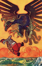 WW1 Propaganda - German - Non Viaggiata - PR008