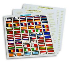 Euro Coin Albums - Sticker Set