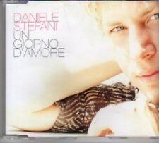 (BJ162) Daniele Stefani, Un Giorno D'Amore - 2002 CD