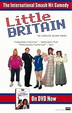 Little Britain poster - David Walliams  - 11 x 17 inches