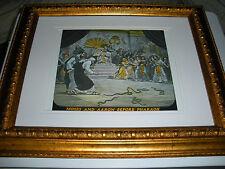 "C.T. Russell Photo-Drama of Creation Photo ""Moses Aaron Pharoah"" Watchtower IBSA"