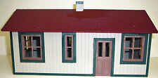Cascade Summit Section House G 1:24 Model Railroad Styrene Structure Kit Cms23