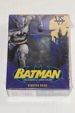 VS System DC Batman Starter Deck Trading Card Game SEALED
