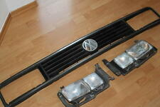 vw T3 Rechteckscheinwerfer + Grill / Doppelscheinwerfer / T25 square head lights
